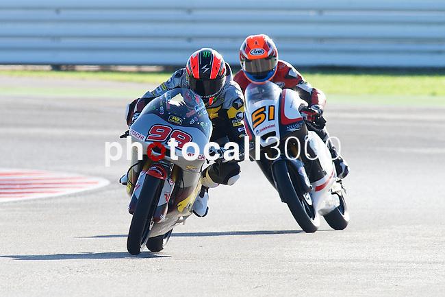 Gran Premio TIM di San Marino during the moto world championship in Misano.<br /> 13-09-2014 in Misano world circuit Marco Simoncelli.<br /> Moto3<br /> <br /> PHOTOCALL3000  Gran Premio TIM di San Marino during the moto world championship in Misano.<br /> 13-09-2014 in Misano world circuit Marco Simoncelli.<br /> Moto3<br /> jorge navarro<br /> PHOTOCALL3000