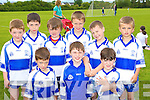 Having a ball at the Castleisland Desmonds GAA funday on Sunday was front row l-r: Luke Walsh, Donal Geaney, Charlie Conway. Back row: Darren O'Donovan, Eamon Nolan, Kevin Keane, Darren Maunsell, Luka Brosnan and Dylan O'Connor   Copyright Kerry's Eye 2008