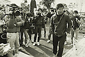 Undated - Tsuneyuki Nakajima was a Japanese professional golfer. (Photo by Koichi Saito/AFLO)