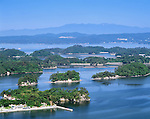 June 01, 1999 : File photo showing Matsushima, Miyagi Prefecture, Japan taken in June 01, 1999. Matsushima was renowned for its natural beauty but  devasted by the massive magnitude 9.0 earthquake and subsequent tsunami that struck the eastern coast of Japan on Fraiday 11th March, 2011.....