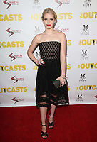 WESTWOOD, CA - April 13: Claudia Lee, At Premiere Of Swen Group's &quot;The Outcasts&quot; At The Landmark Regent  In California on April 13, 2017. <br /> CAP/MPIFS<br /> &copy;MPIFS/Capital Pictures