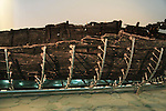 Israel, Sea of Galilee, the Ancient Boat in Ginosar