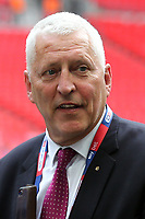 Tranmere Rovers FC Owner, Mark Palios during Newport County vs Tranmere Rovers, Sky Bet EFL League 2 Play-Off Final Football at Wembley Stadium on 25th May 2019