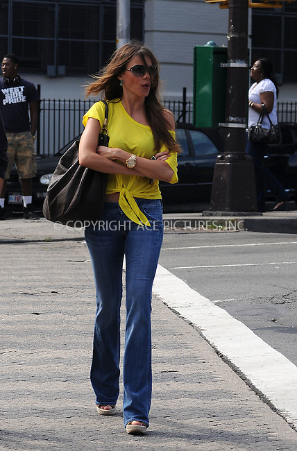 WWW.ACEPIXS.COM . . . . .  ....June 18 2012, New York City....Sofia Vergara and her son Manolo Gonzalez took a stroll together in Soho on June 18 2012 in New York City....Please byline: CURTIS MEANS - ACE PICTURES.... *** ***..Ace Pictures, Inc:  ..Philip Vaughan (212) 243-8787 or (646) 769 0430..e-mail: info@acepixs.com..web: http://www.acepixs.com