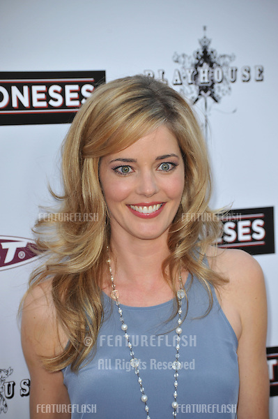 """Christina Moore at the Los Angeles premiere of """"The Joneses"""" at the Arclight Theatre, Hollywood..April 8, 2010  Los Angeles, CA.Picture: Paul Smith / Featureflash"""