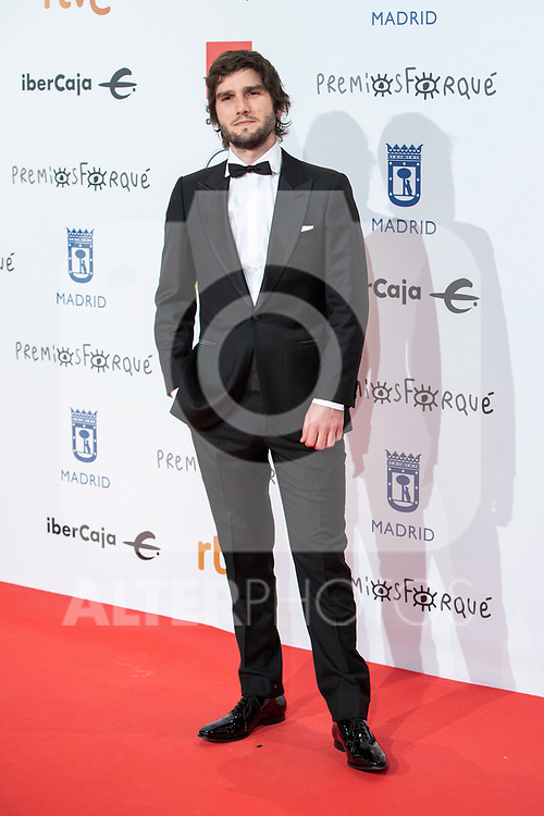 Lucas Vidal attends Forque Awards.<br /> January  11, 2020.<br /> (ALTERPHOTOS/David Jar)
