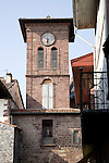 Church of Our Lady, St Jean Pied de Port, Basque Country, Pyrenees-Atlantiques, Aquitaine, France