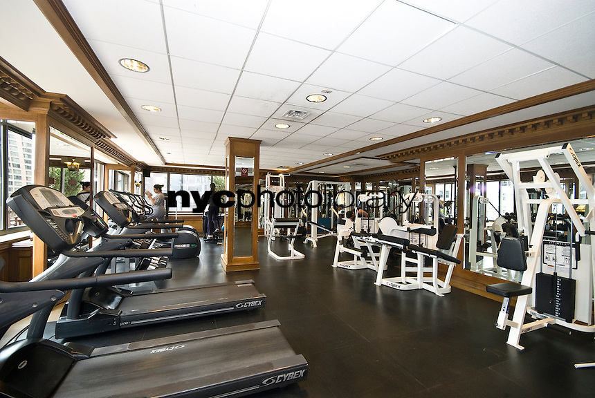 Gym at 45 Wall St