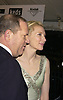 "Harvey Weinstein and Cate Blanchett ..at The New York Premiere of ""The Aviator"" on December 14, 2004 at The Ziegfeld Theatre. ..Photo by Robin Platzer, Twin Images"