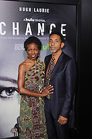 LOS ANGELES, CA - OCTOBER 17: Lisa Gay Hamilton, Robin Kelley attends the premiere of Hulu's 'Chance' at Harmony Gold Theatre on October 17, 2016 in Los Angeles, California. (Credit: Parisa Afsahi/MediaPunch).