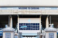 University of North Carolina football stadium, Chapel Hill, North Carolina, USA.