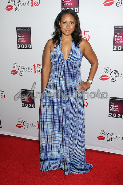 11 October 2015 - Hollywood, California - Tracie Thoms. 15th Annual Les Girls Cabaret held at Avalon. Photo Credit: Byron Purvis/AdMedia