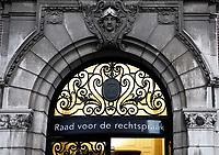Nederland -  Den Haag - 4  december 2017. Raad voor de rechtspraak. De Raad voor de rechtspraak vormt het bestuur van de meeste rechtsprekende organisaties in Nederland: 11 rechtbanken, 4 gerechtshoven, het CBb en CRvB.  Berlinda van Dam / Hollandse Hoogte