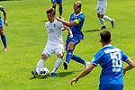 13.07.2019, Parkstadion, Zell am Ziller, AUT, FSP, Werder Bremen vs. Darmstadt 98<br /> <br /> im Bild / picture shows <br /> <br /> Yuya Osako (Werder Bremen #08)<br /> Immanuel Höhn (Darmstadt 98 #<br /> Foto © nordphoto / Kokenge