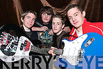 Among the local group performing at the CBS The Green Boys School, Tralee on Friday night