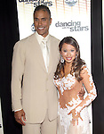 "Cheryl Burke & Rick Fox  at Dancing with the Stars ""Season 11 Premiere"" at CBS on September 20, 2010 in Los Angeles, California on September 20,2010                                                                               © 2010 Hollywood Press Agency"