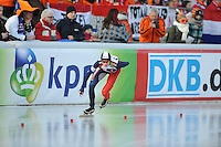 SCHAATSEN: BOEDAPEST: Essent ISU European Championships, 08-01-2012, 5000m Ladies, Martina Sábliková CZE, ©foto Martin de Jong