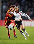 Fussball international, Frauen: Deutschland - China