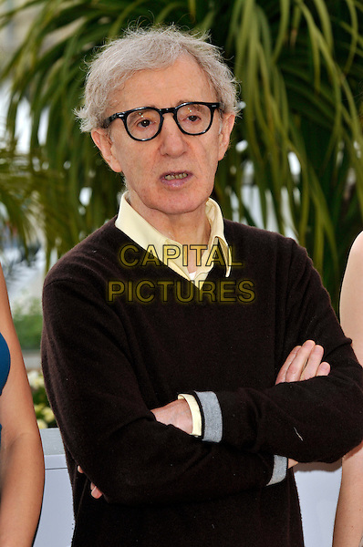 "WOODY ALLEN.""Vicky Christina Barcelona"" photocall.61st Cannes International  Film Festival, France.17th May 2008 .portrait headshot.CAP/PL.© Phil Loftus/Capital Pictures"