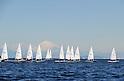 General View, FEBURARY 12, 2012 - Sailing : 2012 Int Laser Radial Class Japan National team and the World Championship team selection race, at Hayama, Kanagawa, Japan. ..(Photo by Atsushi Tomura/AFLO SPORT) [1035]