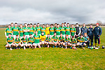 Puck out<br /> ------------<br /> Kerry U18 Hurling team at the Todd Nolan Munster Development tournament last Saturday at the John  Mitchels GAA ground,Balltseedy,Tralee