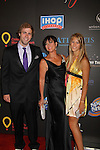 As The World Turns Colleen Zenk - lead actress nominee poses with her daughter Georgia and son Morgan at the 38th Annual Daytime Entertainment Emmy Awards 2011 held on June 19, 2011 at the Las Vegas Hilton, Las Vegas, Nevada. (Photo by Sue Coflin/Max Photos)
