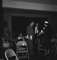 Dedication at United Church of Hot Springs, South Dakota.  April 15, 1956