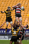 Air New Zealand Cup rugby game between Counties Manukau Steelers & Taranaki, played at Mt Smart Stadium on September 30th 2007. Taranaki won 45 - 21.