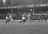 26/08/1980 Everton v Blackpool League Cup 2nd Round 1st Leg .Colin Morris shot....© Phill Heywood.