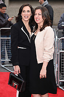 Vicky McLure &amp; Jo Hartley at the Jawbone UK film premiere at the BFI Southbank in London, UK. <br /> 08 May  2017<br /> Picture: Steve Vas/Featureflash/SilverHub 0208 004 5359 sales@silverhubmedia.com
