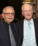 Richard Maltby Jr. and David Shire attend the Abingdon Theatre Company Gala honoring Donna Murphy on October 22, 2018 at the Edison Ballroom in New York City.