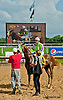 Full of Fiesta winning at Delaware Park on 7/3/13