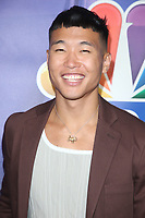 BEVERLY HILLS, CA - AUGUST 8: Joel Kim Booster at the 2019 NBC Summer Press Tour at the Wilshire Ballroom in Beverly Hills, California o August 8, 2019. <br /> CAP/MPIFS<br /> ©MPIFS/Capital Pictures