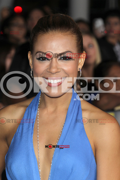 LOS ANGELES, CA - NOVEMBER 12: Toni Trucks at the premiere of Summit Entertainment's 'The Twilight Saga: Breaking Dawn - Part 2' at the Nokia Theatre L.A. Live on November 12, 2012 in Los Angeles, California. Credit: mpi29/MediaPunch Inc. /NortePhoto