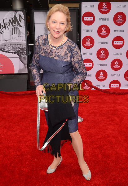 10 April 2014 - Hollywood, California - Merri Spaeth. Arrivals for the world premiere of the restoration of &quot;Oklahoma&quot; held at the TCL Chinese Theatre IMAX in Hollywood, Ca.  <br /> CAP/ADM/BT<br /> &copy;Birdie Thompson/AdMedia/Capital Pictures