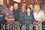 Enjoying a great night of music and dancing at the Foilmore GAA Clubs launch of a new fundraising CD 'Tribute to Dan Tim O'Sullivan' in the Ring of Kerry Hotel on Friday night were l-r; Patricia Clifford, Sean O'Shea, John Sheehan, Cathriona McCarthy, Stephen McCarthy & Sarah O'Connor.