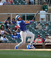 Romer Cuadrado - Los Angeles Dodgers 2020 spring training (Bill Mitchell)