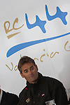 RC44 Valencia Cup press conference presentation