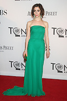 Cristin Milioti at the 66th Annual Tony Awards at The Beacon Theatre on June 10, 2012 in New York City. Credit: RW/MediaPunch Inc.