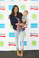 Rebecca Minkoff and son Luca Shai at the 2012 Baby Buggy Bedtime Bash hosted by Jessica And Jerry Seinfeld on June 6, 2012 in New York City. © mpi44/MediaPunch Inc. ***NO GERMANY***NO AUSTRIA***