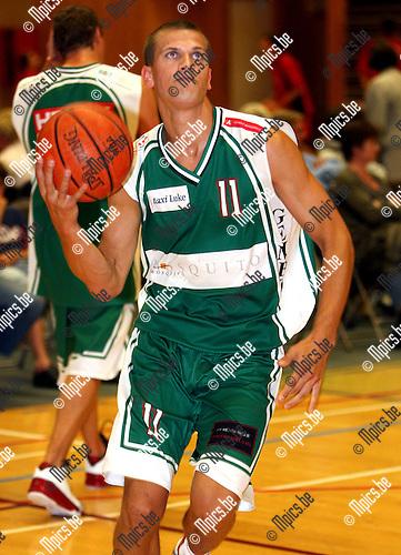 2007-08-21 / Basketbal / Gembo / Eli Van Aeken