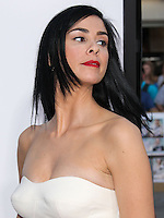 """WESTWOOD, LOS ANGELES, CA, USA - MAY 15: Sarah Silverman at the Los Angeles Premiere Of Universal Pictures And MRC's """"A Million Ways To Die In The West"""" held at the Regency Village Theatre on May 15, 2014 in Westwood, Los Angeles, California, United States. (Photo by Xavier Collin/Celebrity Monitor)"""