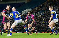 Picture by Allan McKenzie/SWpix.com - 08/02/2018 - Rugby League - Betfred Super League - Leeds Rhinos v Hull KR - Elland Road, Leeds, England - Danny McGuire.