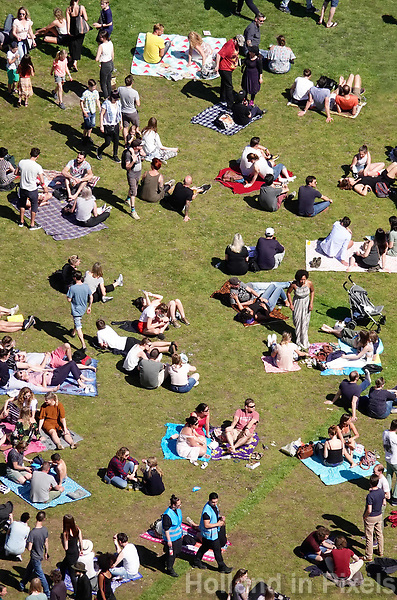 Nederland Rotterdam 2018.  Bevrijdingsfestival ZH op 5 mei in Het Park.  Foto Berlinda van Dam / Hollandse Hoogt