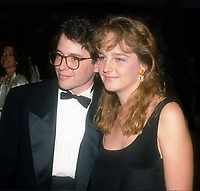 Mathew Broderick Helen Hunt 1989<br /> Photo By John Barrett/PHOTOlink.