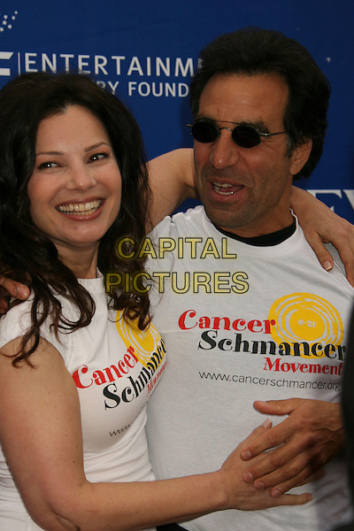 FRAN DRESCHER.14th Annual Entertainment Industry Foundation Revlon Run/Walk For Women held at The Los Angeles Memorial Coliseum, Los Angeles, California, USA,.12 May 2007..half length drecsher.CAP/ADM/RE.©Russ Elliot/AdMedia/Capital Pictures.