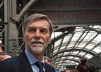Il rilancio del trasporto merci di Ferrovie <br /> presentato a Milano il Polo Mercitalia, che si candida ad essere il nuovo soggetto trainante nel Paese del business del trasporto merci e della logistica integrata.&nbsp;