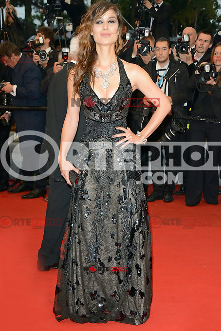 """Berenice Marlohe (new Bond-Girl) attending the """"Amour"""" Premiere during the 65th annual International Cannes Film Festival in Cannes, France, 20th May 2012..Credit: Timm/face to face /MediaPunch Inc. ***FOR USA ONLY***"""