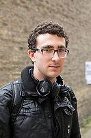 Tom Read Cutting, computer science major at Cambridge. interviewed by Amelia Gentleman. Photos by Antonio Olmos