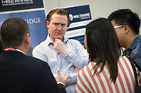Henry Wiltshire booth at the Smart International Property Investment Expo at the Hong Kong Convention and Exhibition Centre in Hong Kong. <br /> 07-08 June, 2014<br /> <br /> Photo by Tim O'Rourke / Sinopix